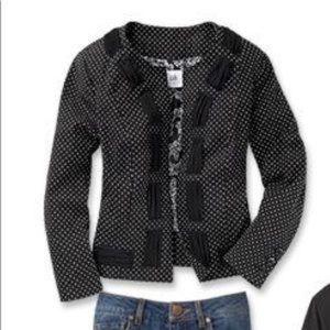 CAbi Dot Jacket size 4